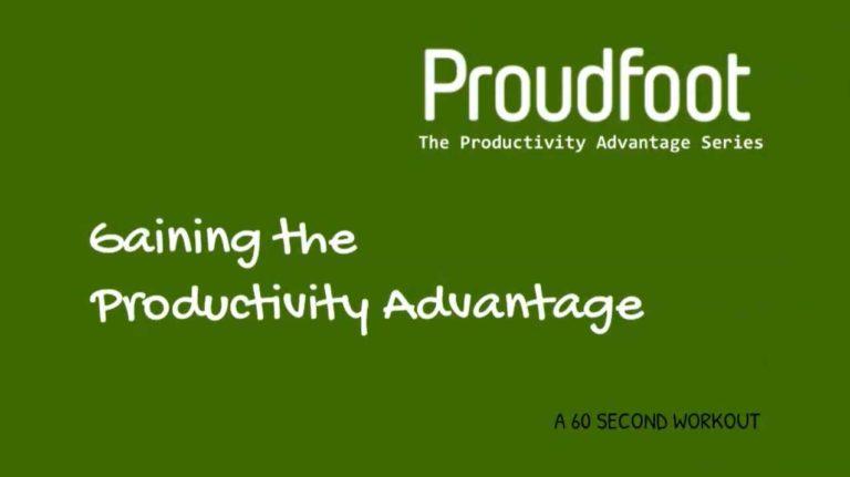 Productivity Advantage