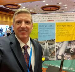Aerospace & Defense Summit. Read more here!