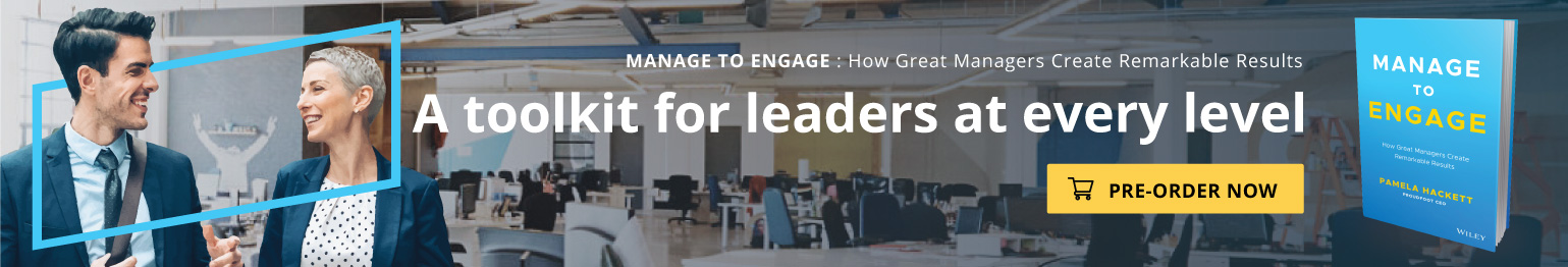 Manage to Engage - Entrepreneurship Book Pre-Order