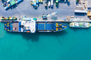 The Pandemic Effects on Shipping Port - Port and Shipping Management
