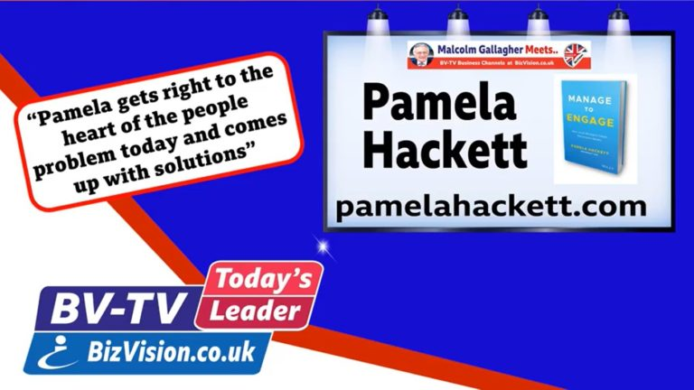 BV-TV Interview with Pamela Hackett   Proudfoot News