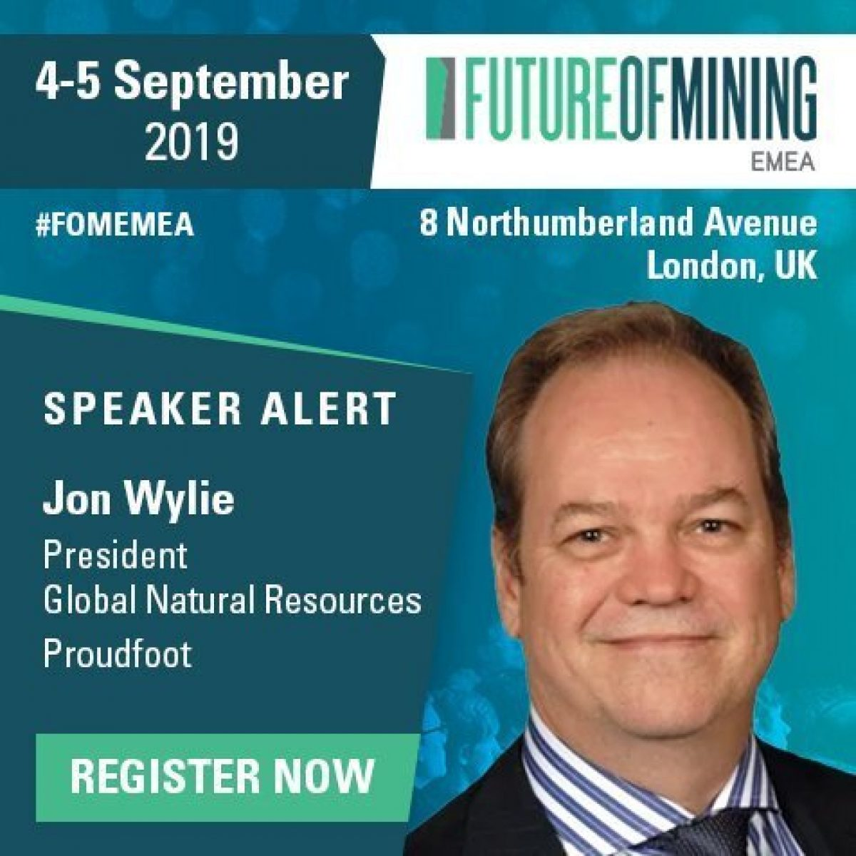 Future of mining conference