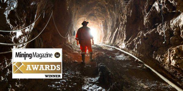 Rio Tinto wins Mining Magazine Awards 2020