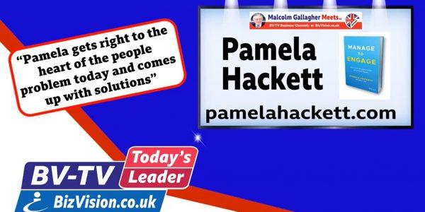 BV-TV Interview with Pamela Hackett | Proudfoot News