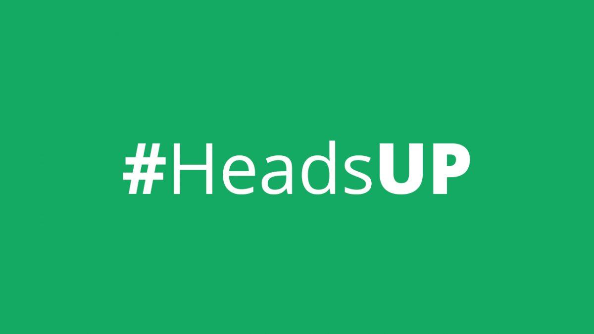 #HeadsUP leadership movement - Proudfoot