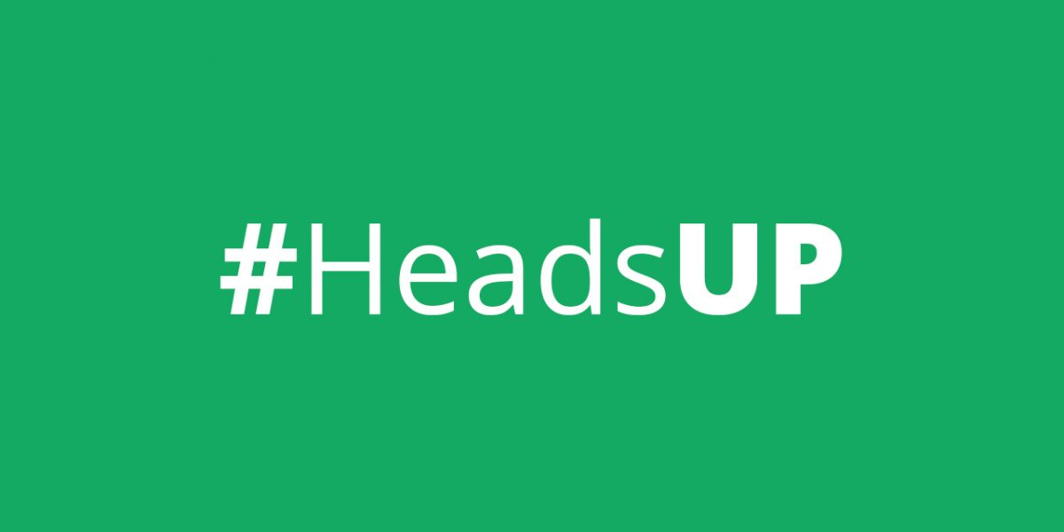 #HeadsUP leadership movement - Proudfoot