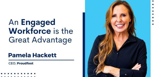 How Can Building an Engaged Workforce Give You an Edge?