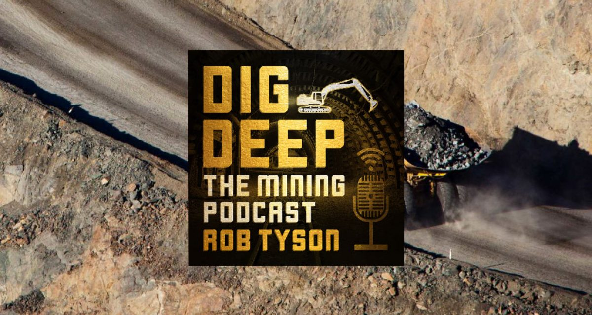 Mining podcast on Proudfoot